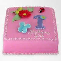 Svea's 1st Birthday